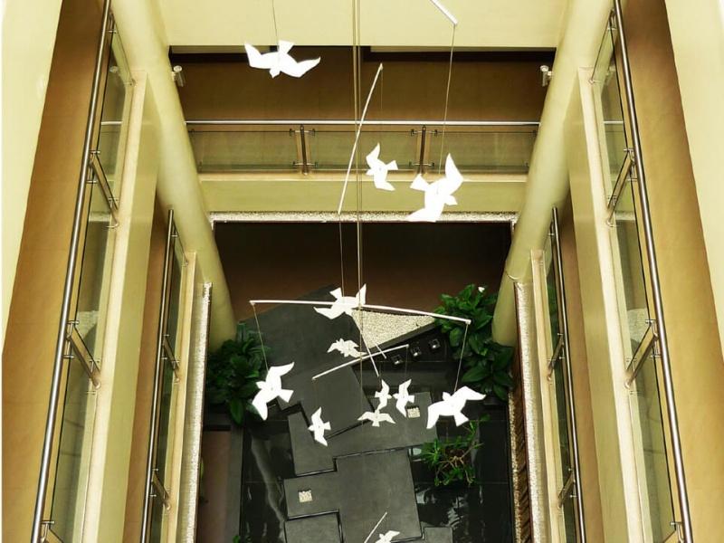 Central Lobby / Atrium