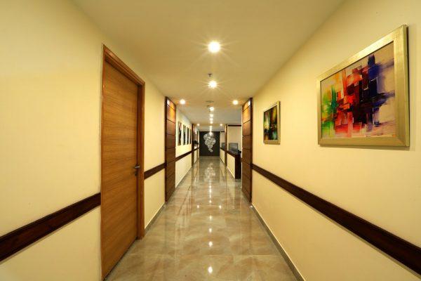 Starlit Suites Neemrana - Lobby (1)