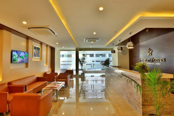 Starlit Suites Neemrana - Reception (1)