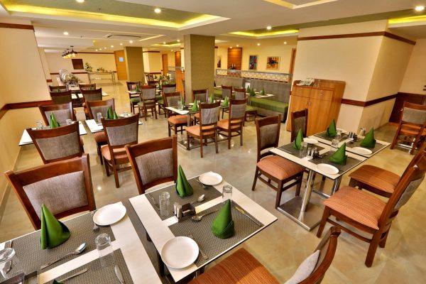 Starlit Suites Neemrana - Restaurant (1)